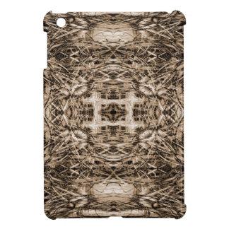 Fantasie-Bau-Hintergrund iPad Mini Hülle