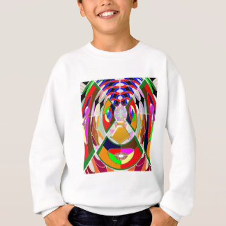 FANTASIE Cartoon-Charakter NOKYAL SPASS-GESCHENKE Sweatshirt