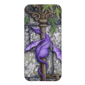 Fantasie-Drache-Kunst iPhone 4 Fall - der iPhone 5 Etui