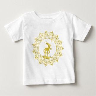 Fantasie-Einhorn-Entwurfs-Kleid Baby T-shirt