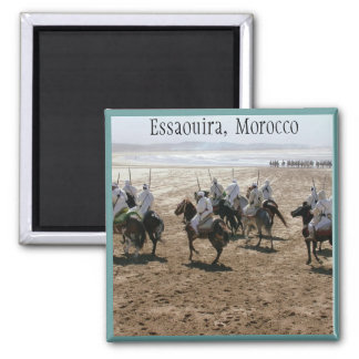 Fantasie, Essaouira, Marokko Magnets