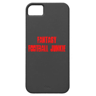 Fantasie-Fußball-Junkie - iPhone Fall iPhone 5 Case