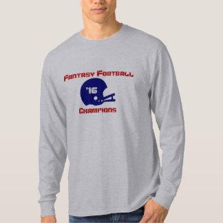 Fantasie-Fußball kaut T - Shirt