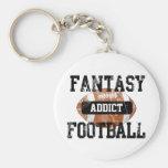 Fantasie-Fußball-Süchtiger Schlüsselband
