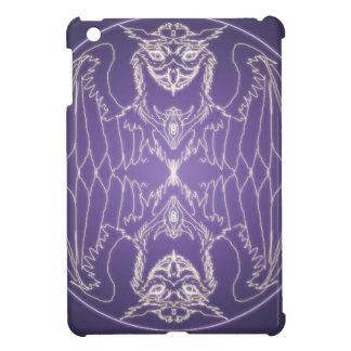 Fantasie Goth Mandala Griffon Kristallball iPad Mini Hülle