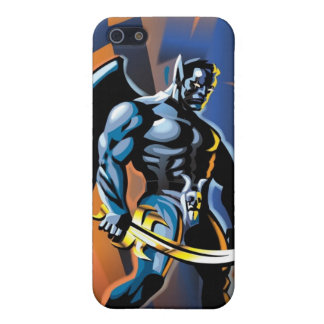 Fantasie-Held iPhone 4 Speck-Kasten iPhone 5 Case