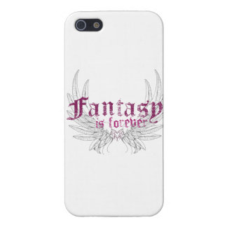 Fantasie ist für immer iPhone 5 Fall iPhone 5 Cover