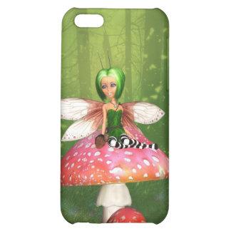 Fantasie-Kunst I - Waldfee iPhone 5C Hülle