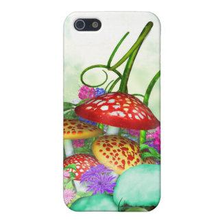 Fantasie-Kunst iPhone 5 Etui