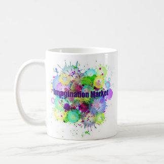 Fantasie-Markt Kaffeetasse