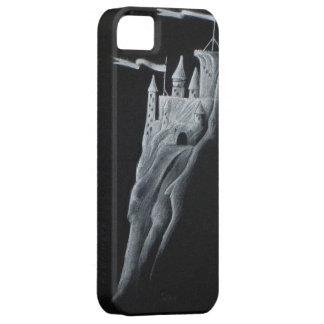 Fantasie-Schloss-Telefon-Abdeckung iPhone 5 Schutzhüllen
