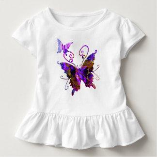 Fantasie-Schmetterlinge Kleinkind T-shirt
