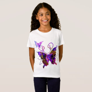 Fantasie-Schmetterlinge T-Shirt