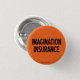 Fantasie-Versicherungs-Knopf X-Klein Runder Button 2,5 Cm
