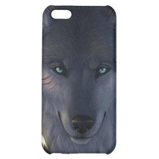 Fantasie-Wolf iPhone 5C Hüllen