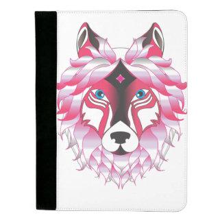 Fantasie-Wolf Padfolio