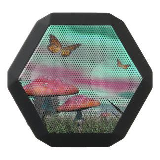 Fantasiegarten - 3D übertragen Schwarze Bluetooth Lautsprecher