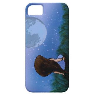 Fantasiemondschein iPhone 5 Schutzhülle