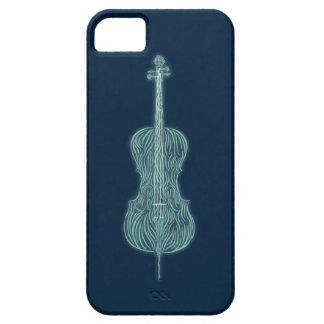 Fantasierebe-Cello Etui Fürs iPhone 5