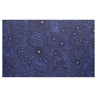 Fantastisch ganz über Sternen 01A Stoff