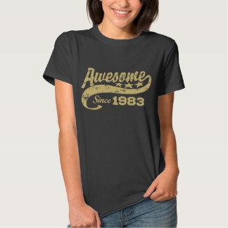 Fantastisch seit 1983 shirts