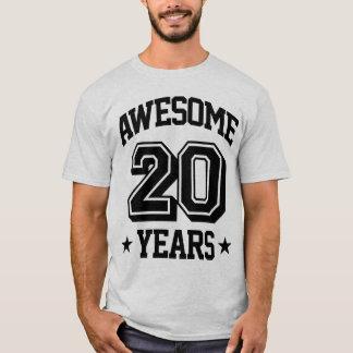 Fantastische 20 Jahre T-Shirt