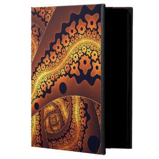 Fantastische abstrakte Fraktal-Kunst Browns