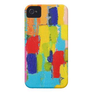 Fantastische abstrakte Malerei von Kris Taylor iPhone 4 Hülle