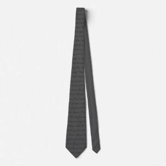 Fantastische Anmut-Krawatte Personalisierte Krawatten