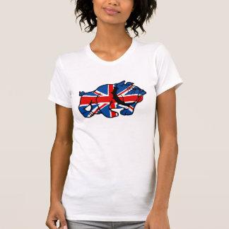 Fantastische britische Bulldogge T-Shirt