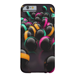 Fantastische bunte Marmore 3D Barely There iPhone 6 Hülle