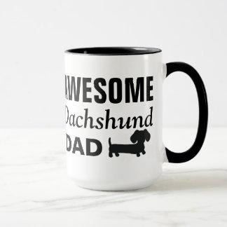 Fantastische Dackel-Vati-Kaffee-Tasse Tasse