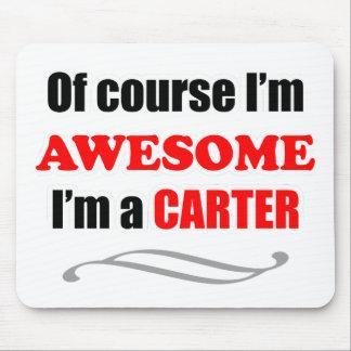 Fantastische Familie Carters Mousepad
