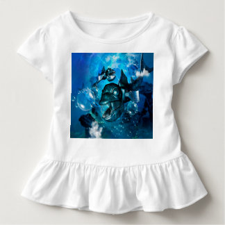 Fantastische Fantasiefische Kleinkind T-shirt
