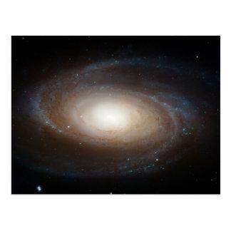 Fantastische Galaxie Postkarte