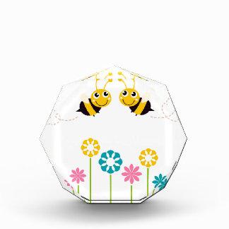 Fantastische kleine niedliche Bienen-T - Shirts Acryl Auszeichnung
