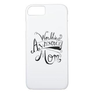 Fantastische Mamma iPhone 8/7 Hülle
