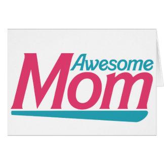 Fantastische Mamma Karte