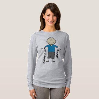 FANTASTISCHE MAMMA niedlicher T-Shirt