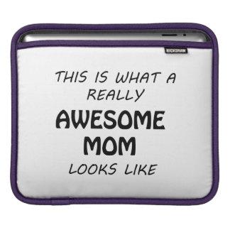 Fantastische Mamma Sleeve Für iPads