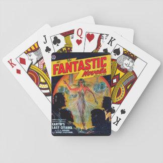Fantastische Romane - Kunst 1950.72_Pulp Spielkarten