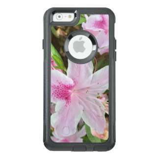Fantastische rosa Blume OtterBox iPhone 6/6s Hülle