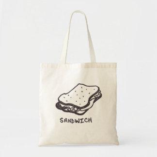 Fantastische Sandwich-Tasche Budget Stoffbeutel