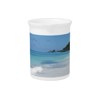 fantastische Seychellen Getränke Pitcher