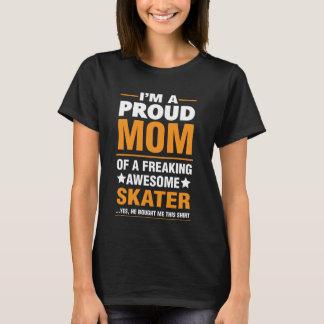 Fantastische Skater-Mamma-T-Shirts T-Shirt