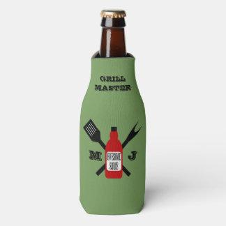 Fantastische Soße personalisiert Flaschenkühler
