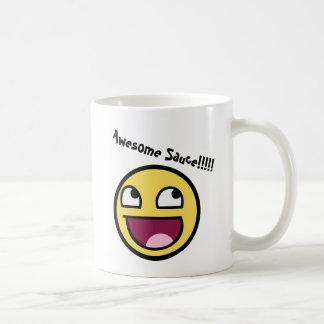 Fantastische Soße-Tasse Kaffeetasse