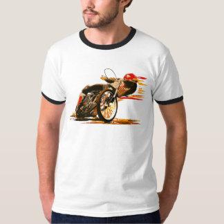 Fantastische Speedway-Motorrad-Kleidung Hemd