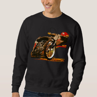 Fantastische Speedway-Motorrad-Kleidung Sweatshirt