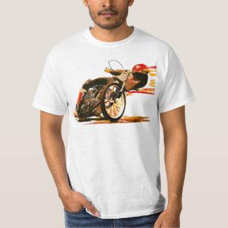 Fantastische Speedway-Motorrad-Kleidung T-shirt